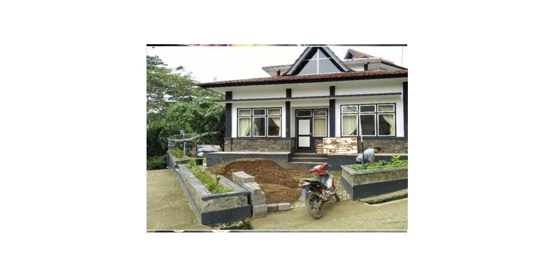 penataan ruang publik - kantor kecamatan sukasari