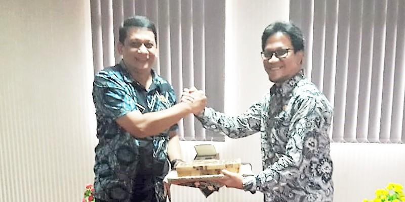 Acara Pisah Sambut Kepala Dinas Tata Ruang dan Permukiman Kabupaten Purwakatta