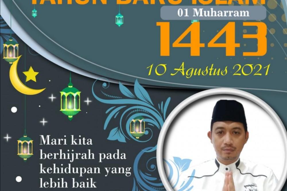 Selamat Tahun Baru Islam 1443H