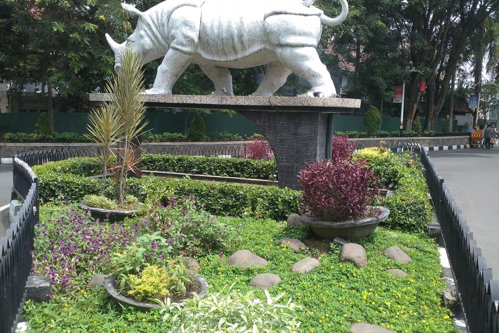 Taman Patung Badak